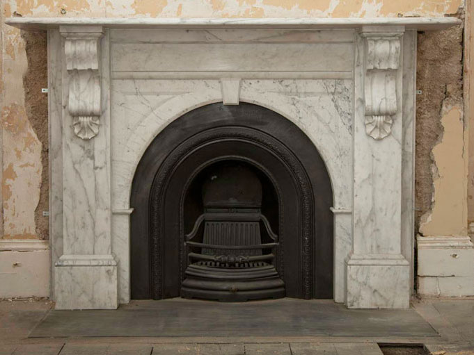 Ryan & Smith offer a full period fireplace restoration service. Over the past 40 years we have restored period fireplaces in listed buildings
