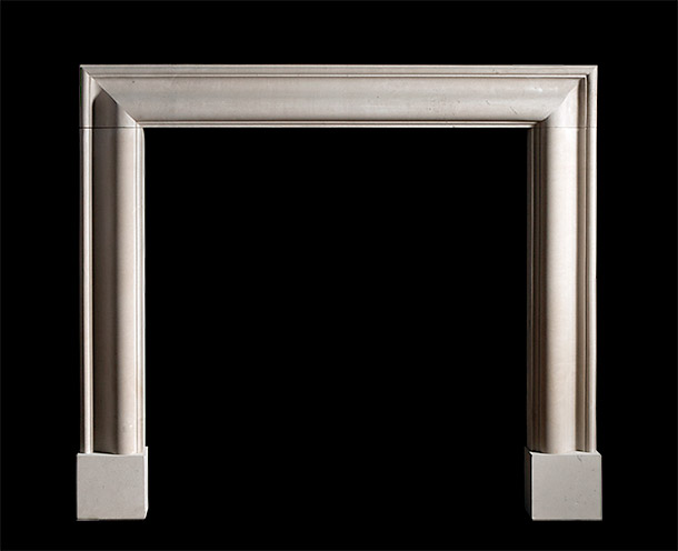 Bolection – Stone Fireplace