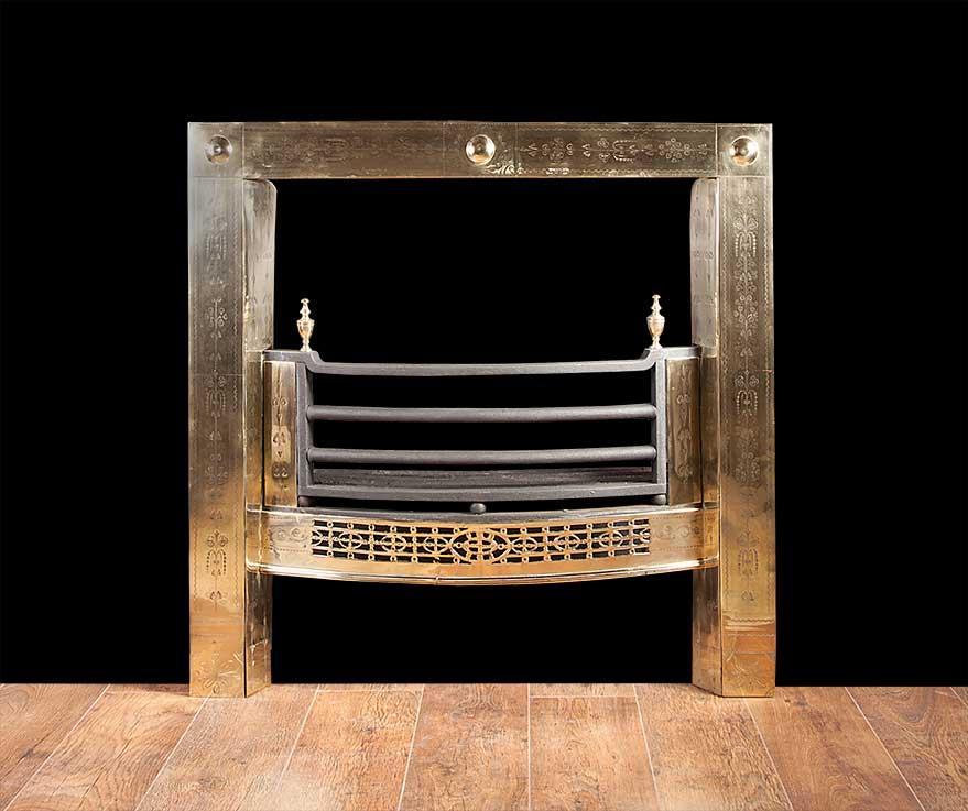 Engraved Grate – AG034