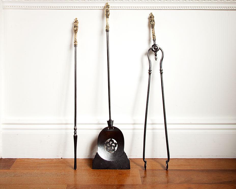 Antique Fire Tools – FT023