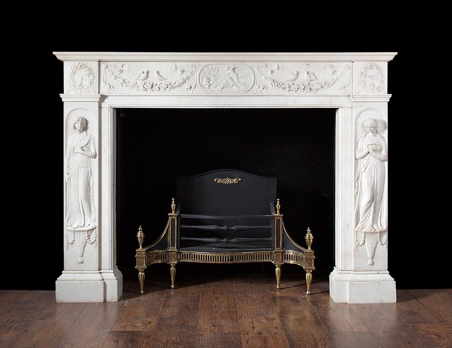 Regency Fireplace – 19152