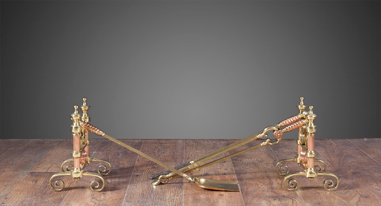 Antique Fire Tools – FT028