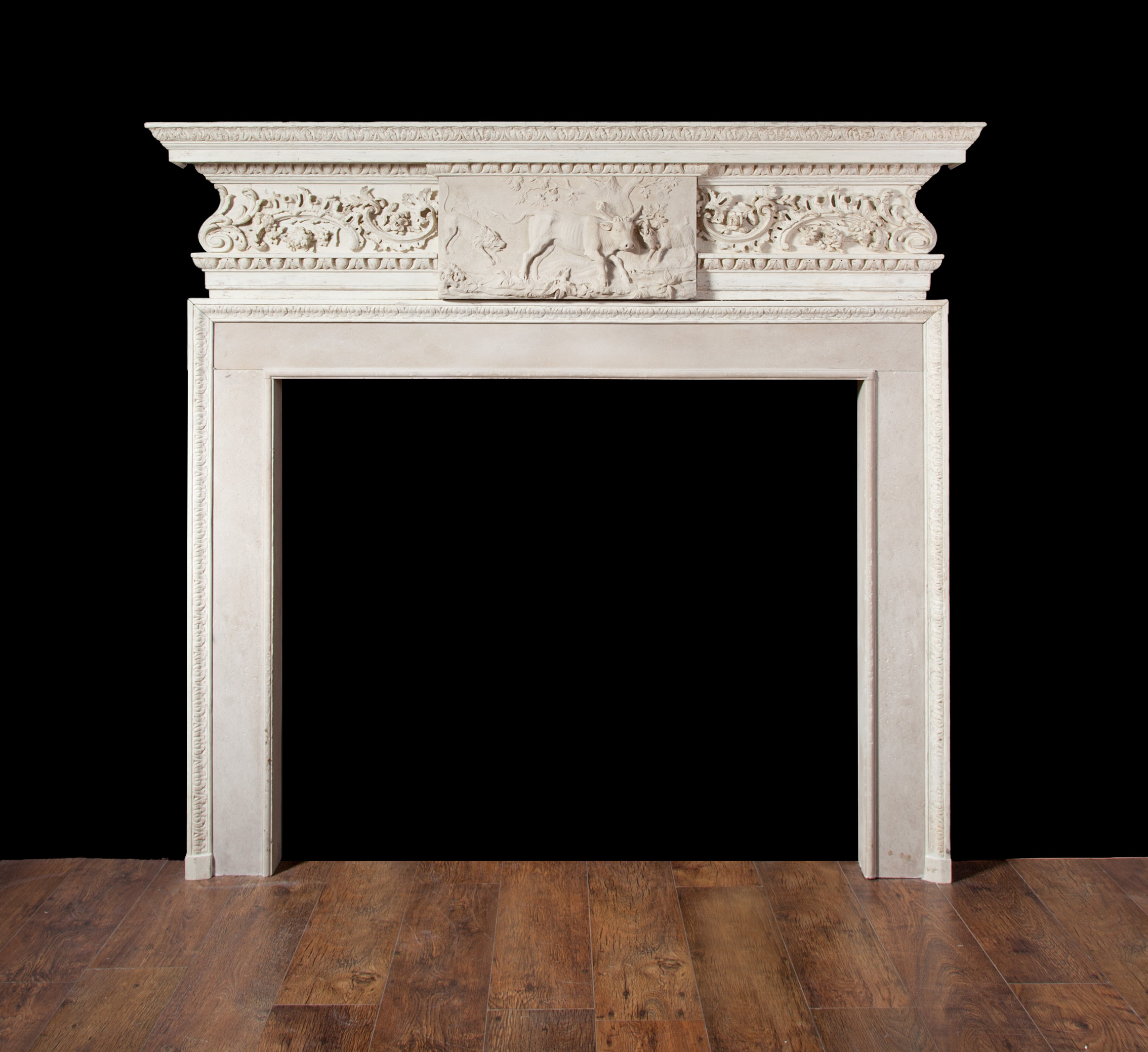 Sir Henry Cheere Chimneypiece – W064