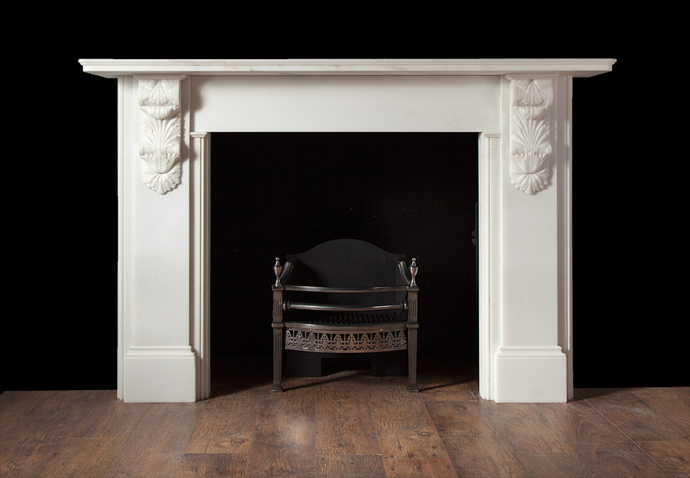 Chelsea – Marble Fireplace