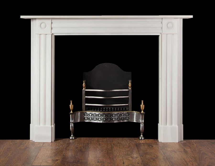 Eton Marble Fireplace