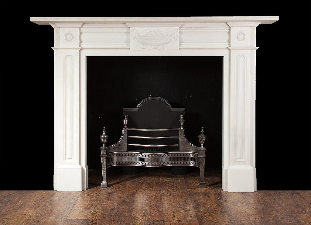 Dawson – Regency Style Fireplace