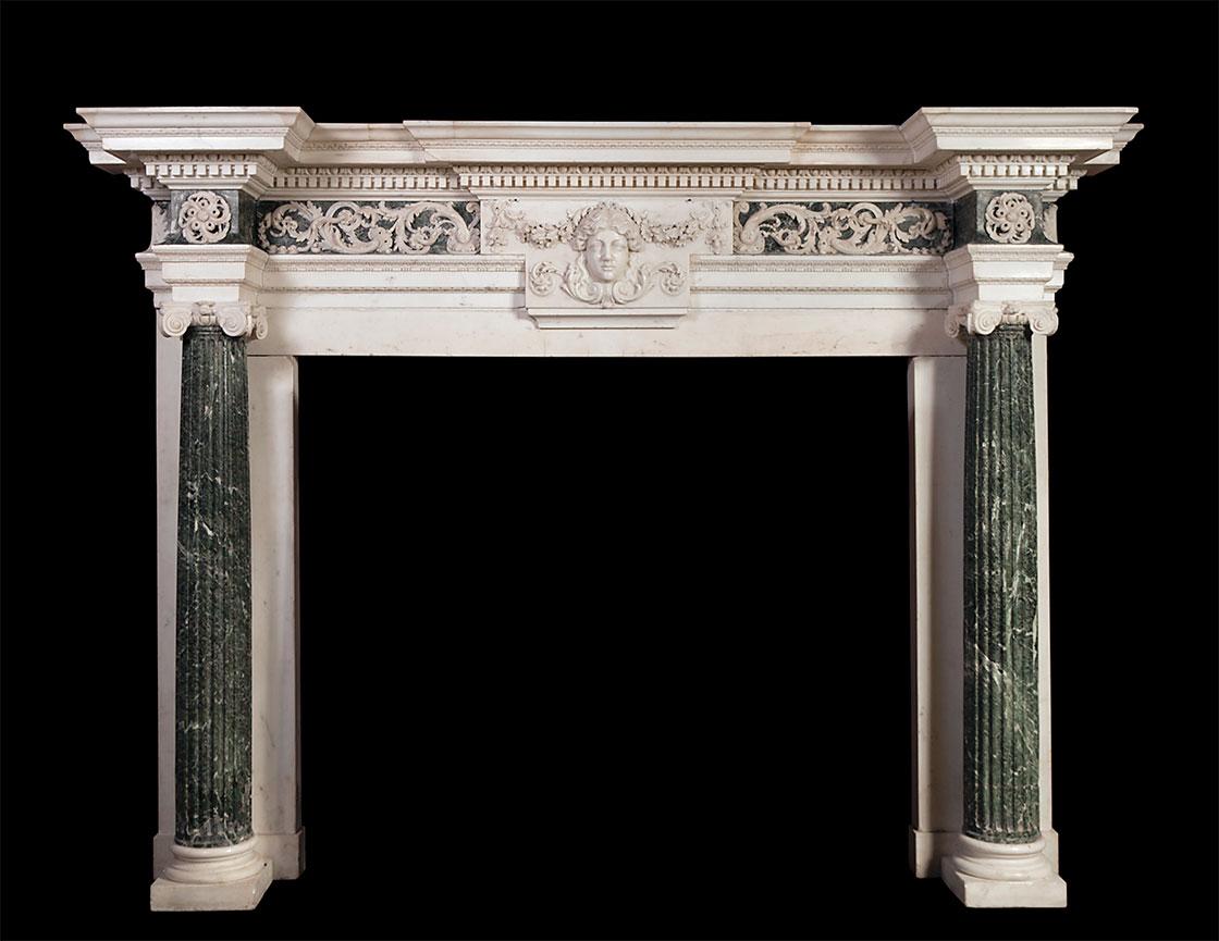 Isaac Ware Chimneypiece – 18121