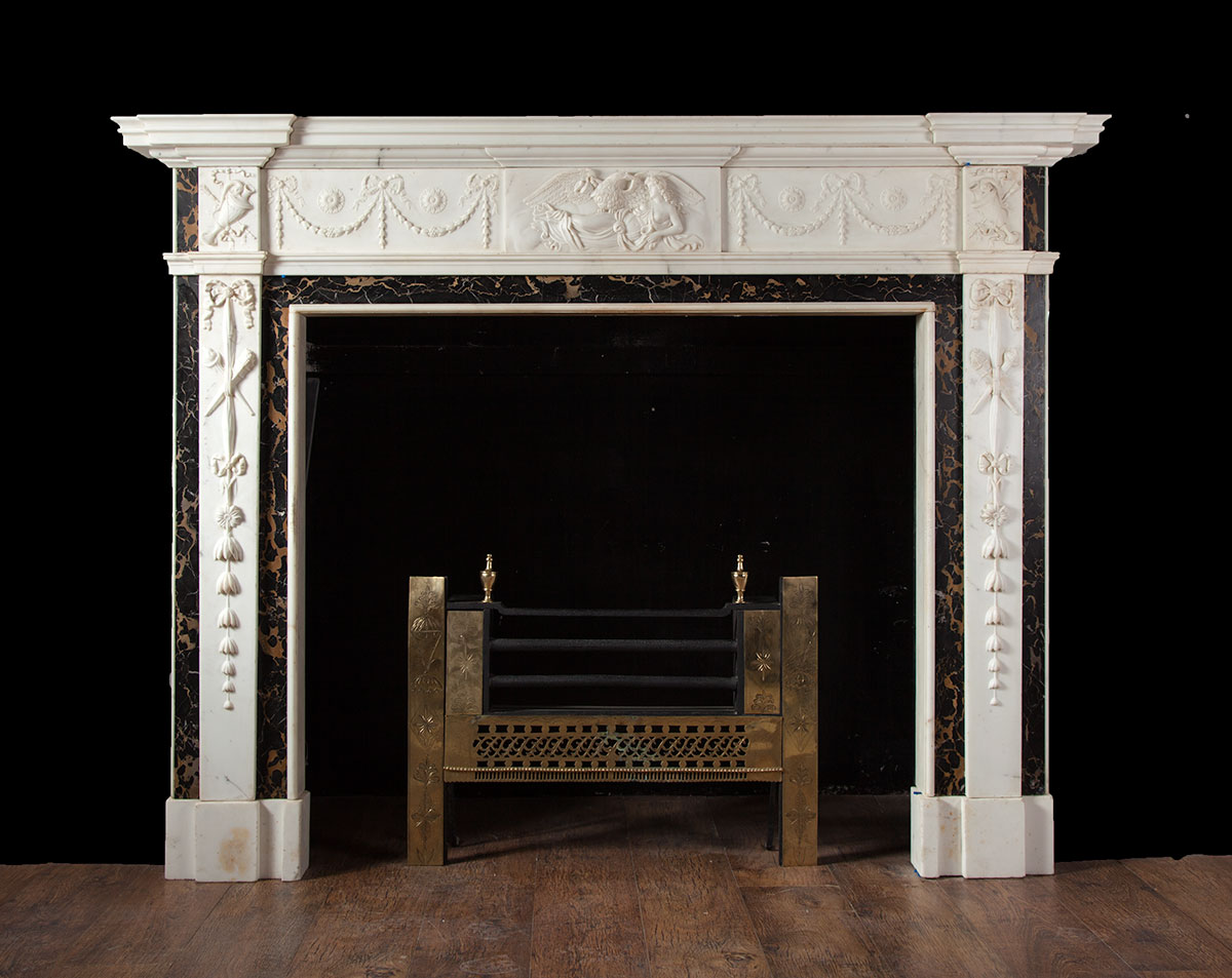 Georgian Fireplace – 18141