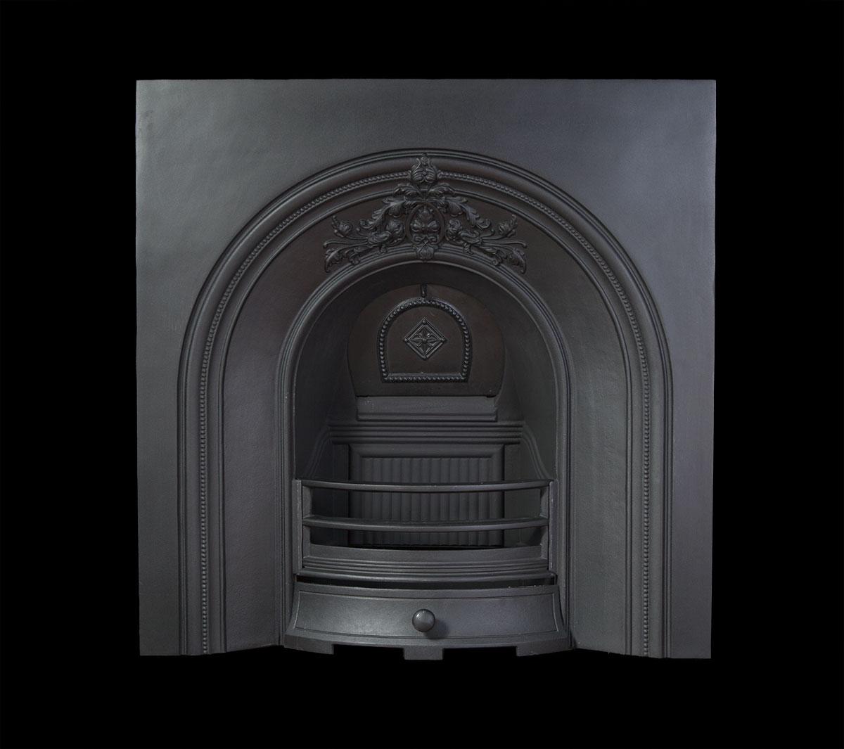 Cast Iron Register Grate – Bangor