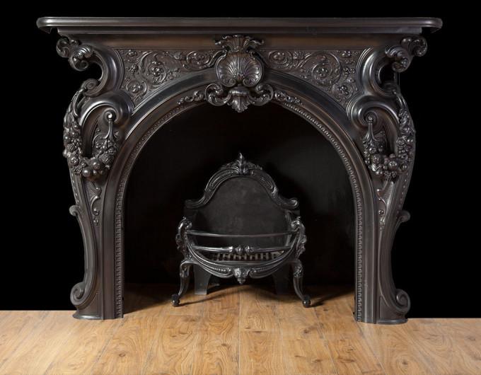 Rococo Fireplaces | Bespoke Rococo Fireplaces by Ryan & Smith