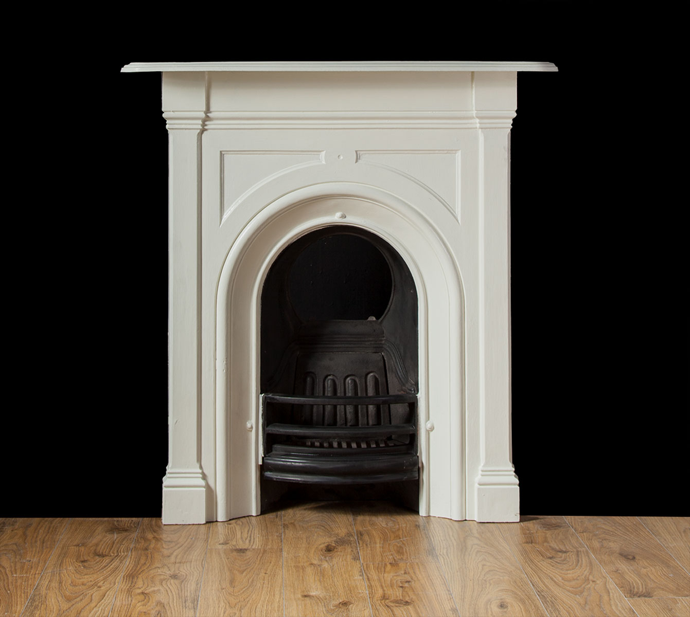 Cast Iron Fireplace – Ci166