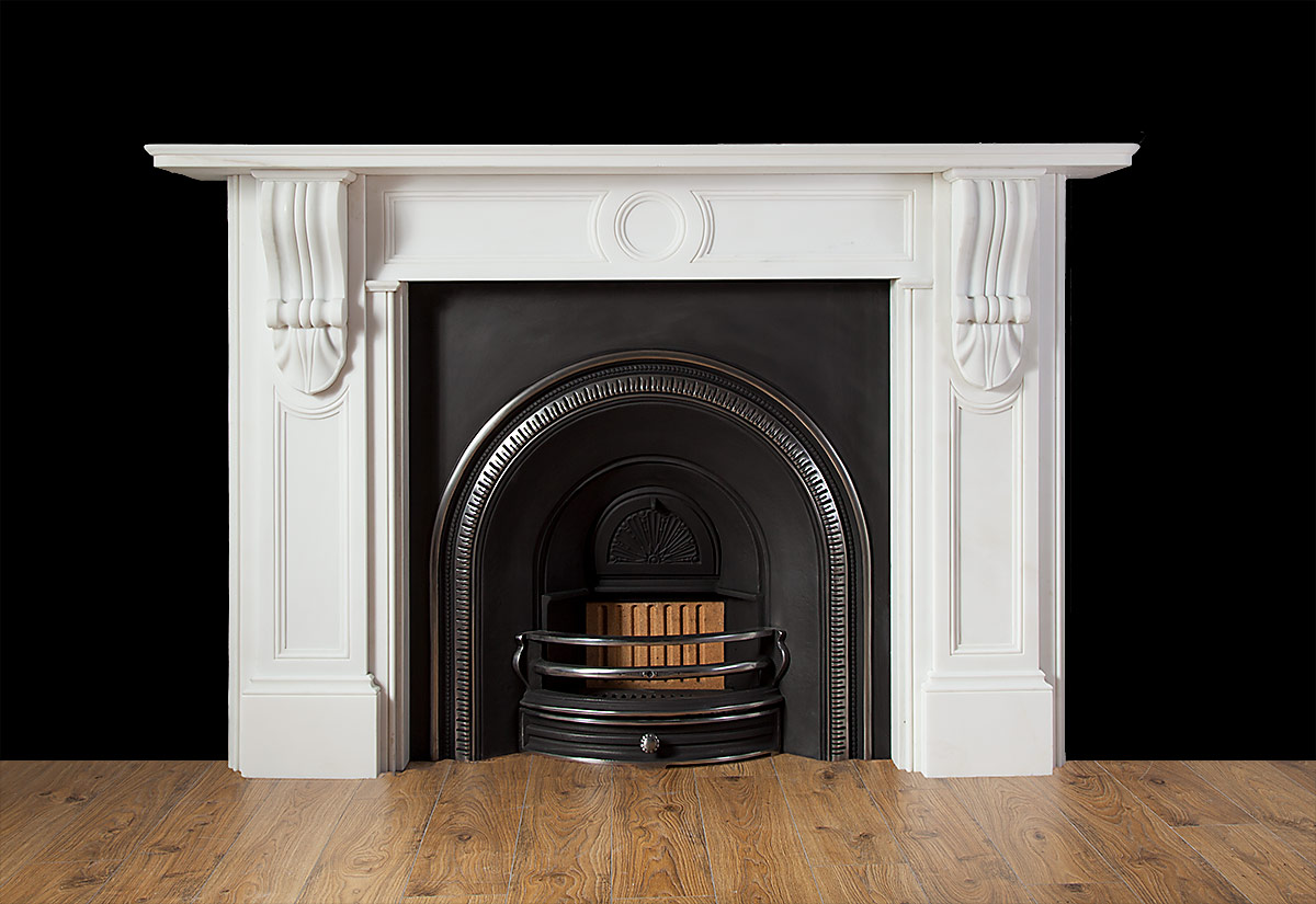 Marble Fireplace – Victoria