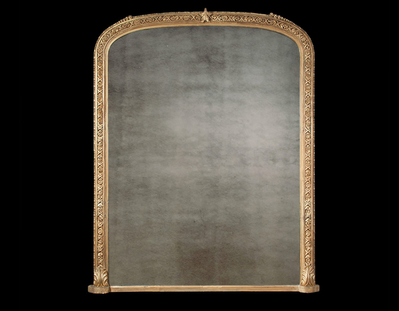 gold overmantel af035 mirrors other antiques ryan