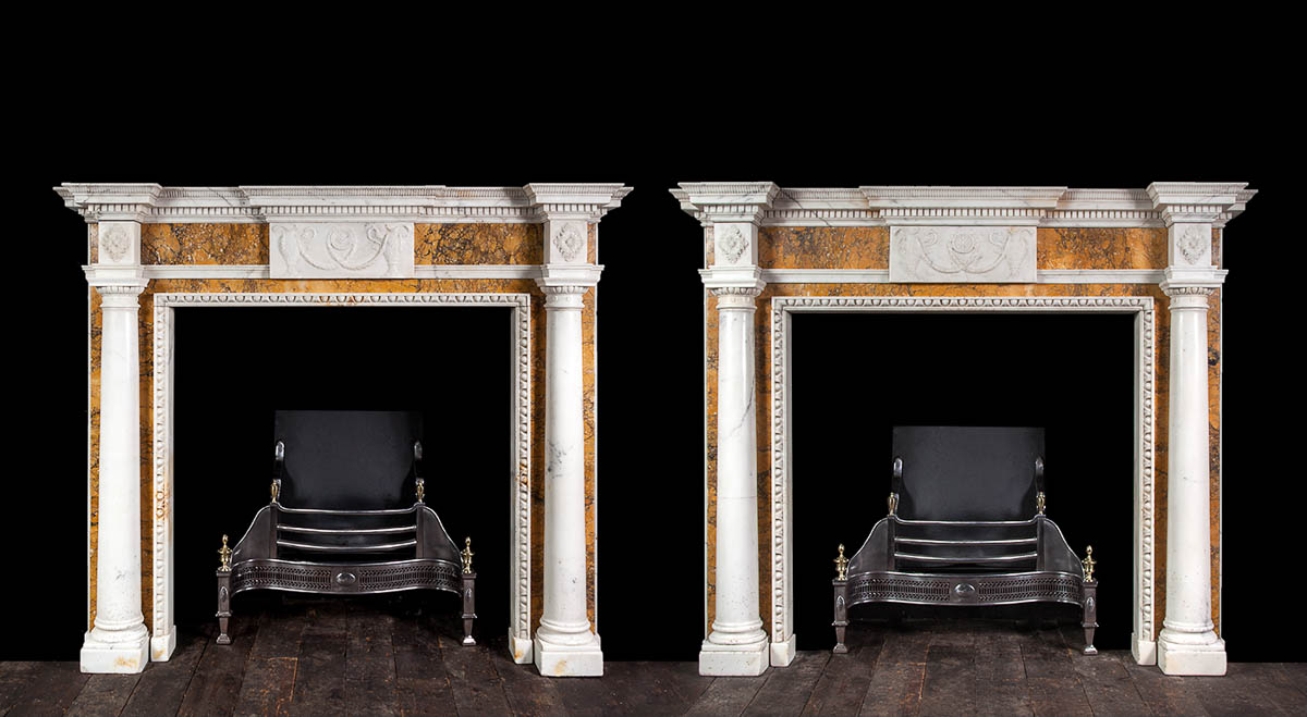 Sienna fireplaces – 18150