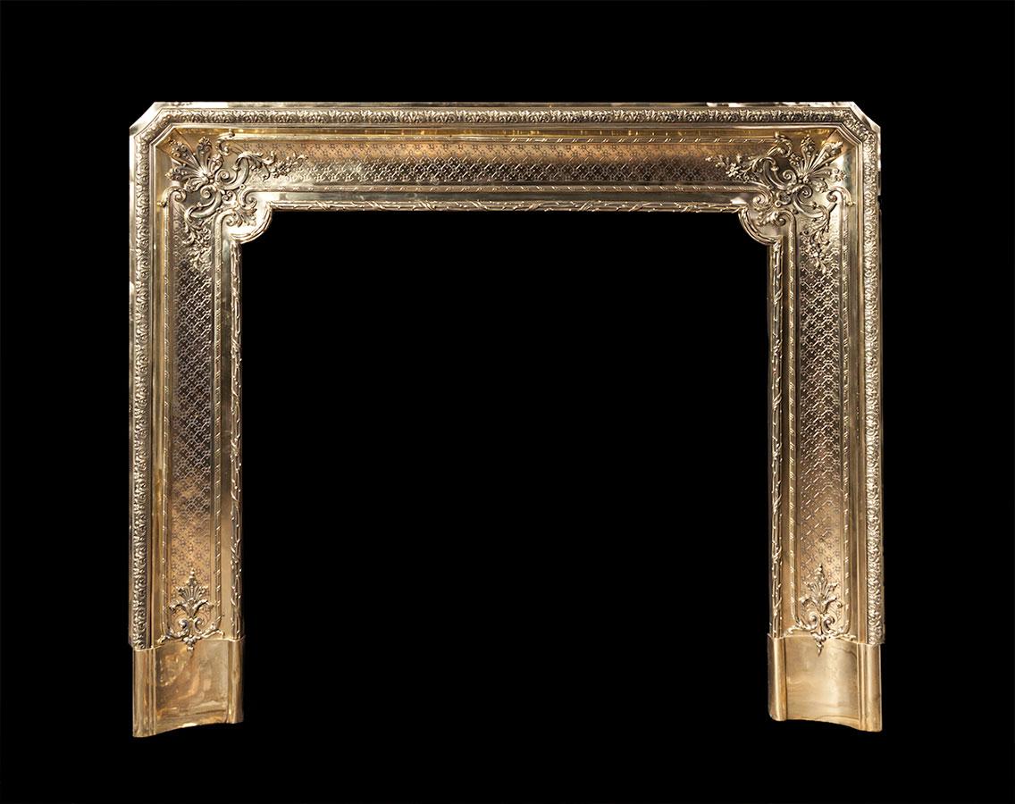 French Brass Insert –  AG073