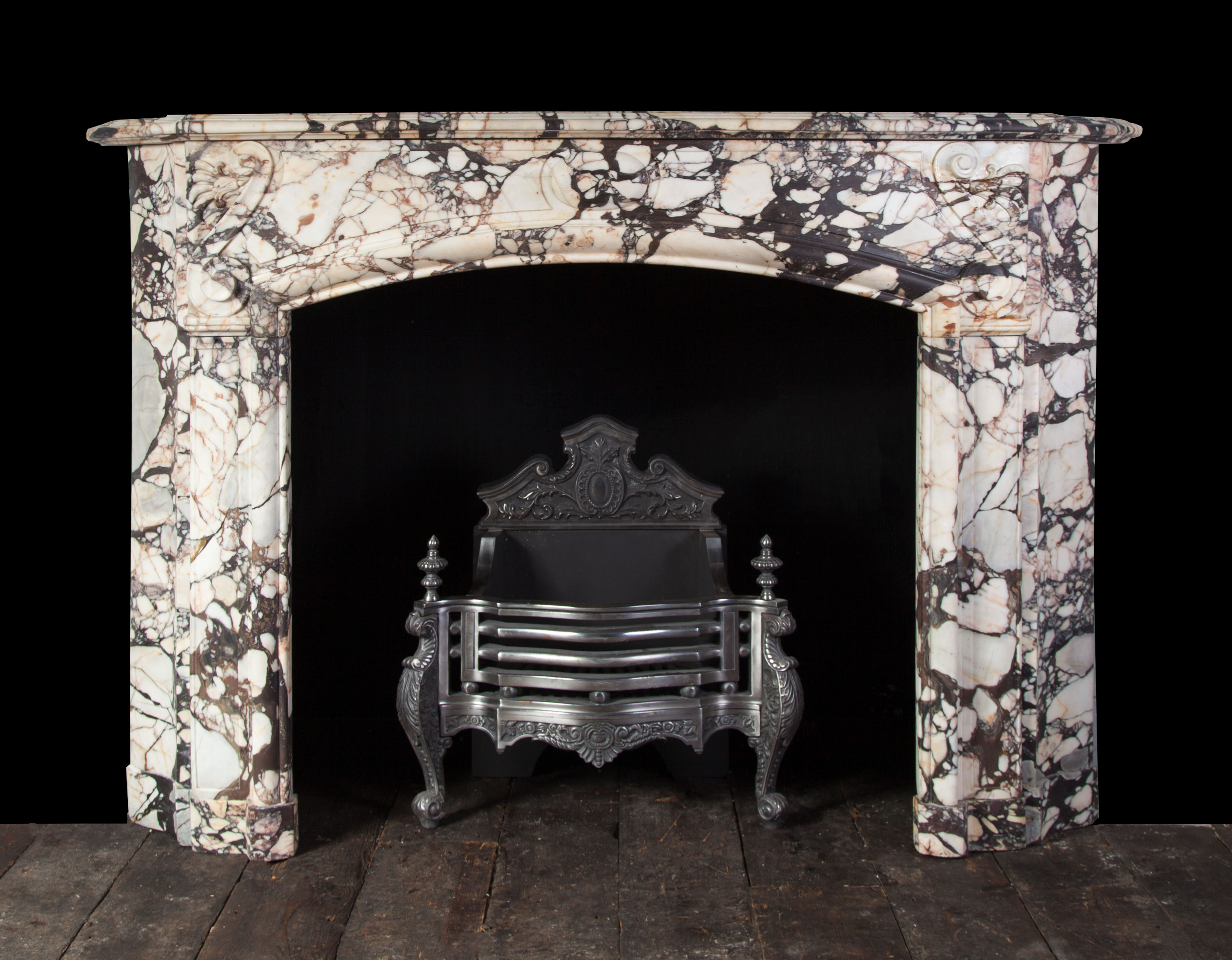 Marble Fireplace -19231