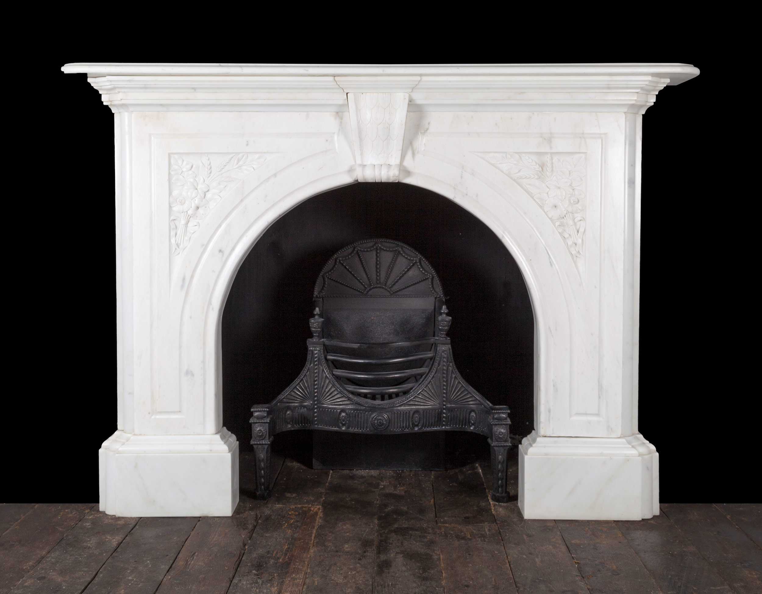 Marble Fireplace – 19255