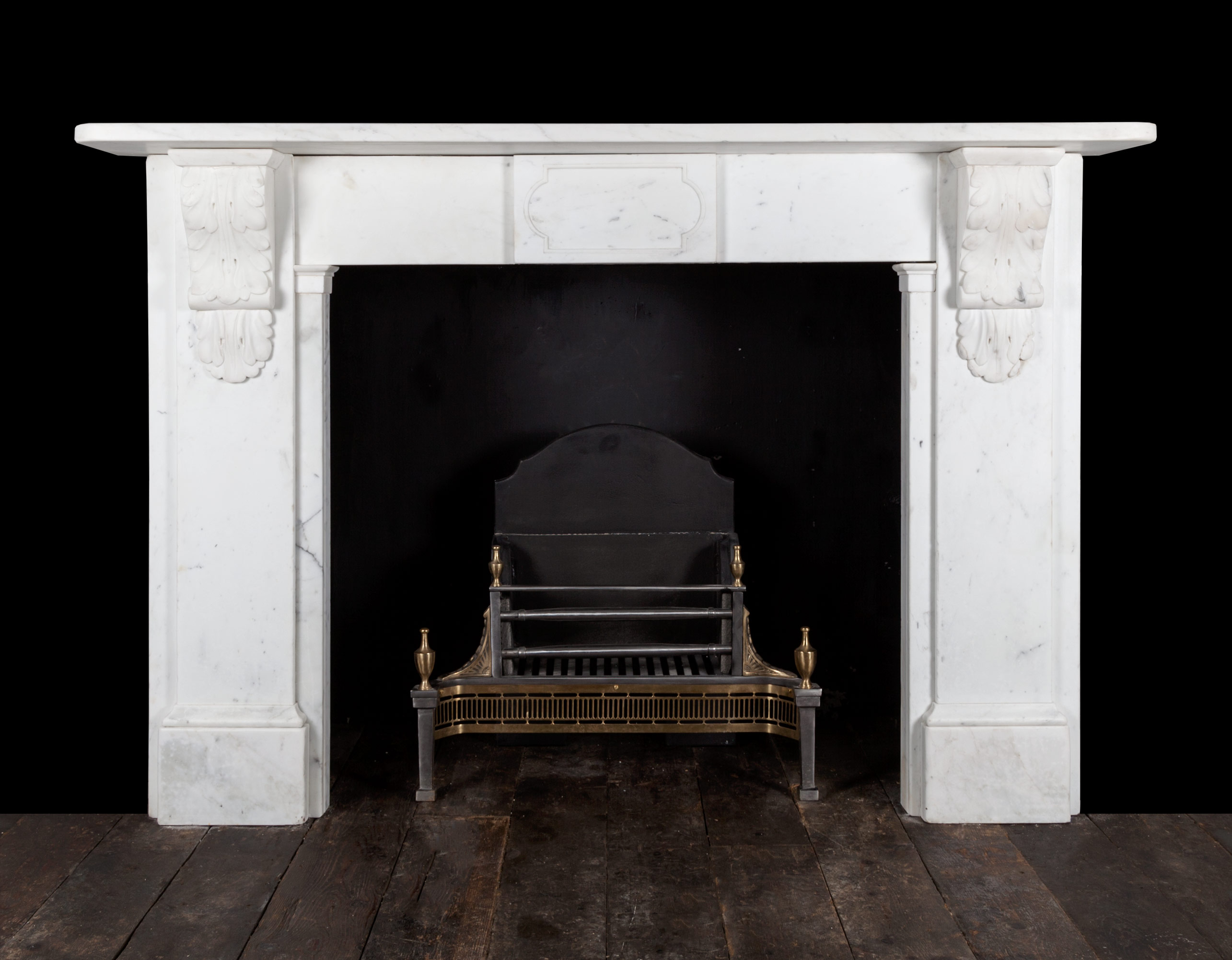 Carrara Fireplace – 19258