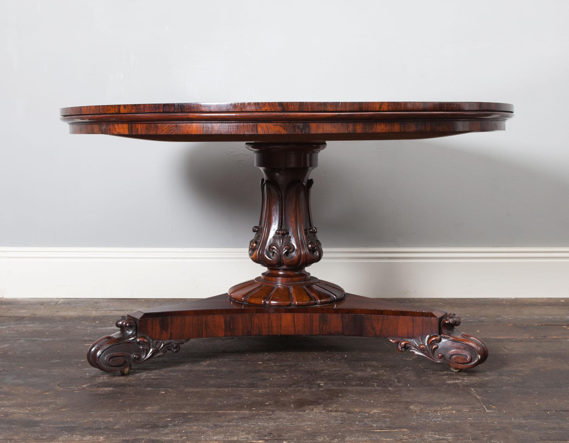 Rosewood Table – AF049