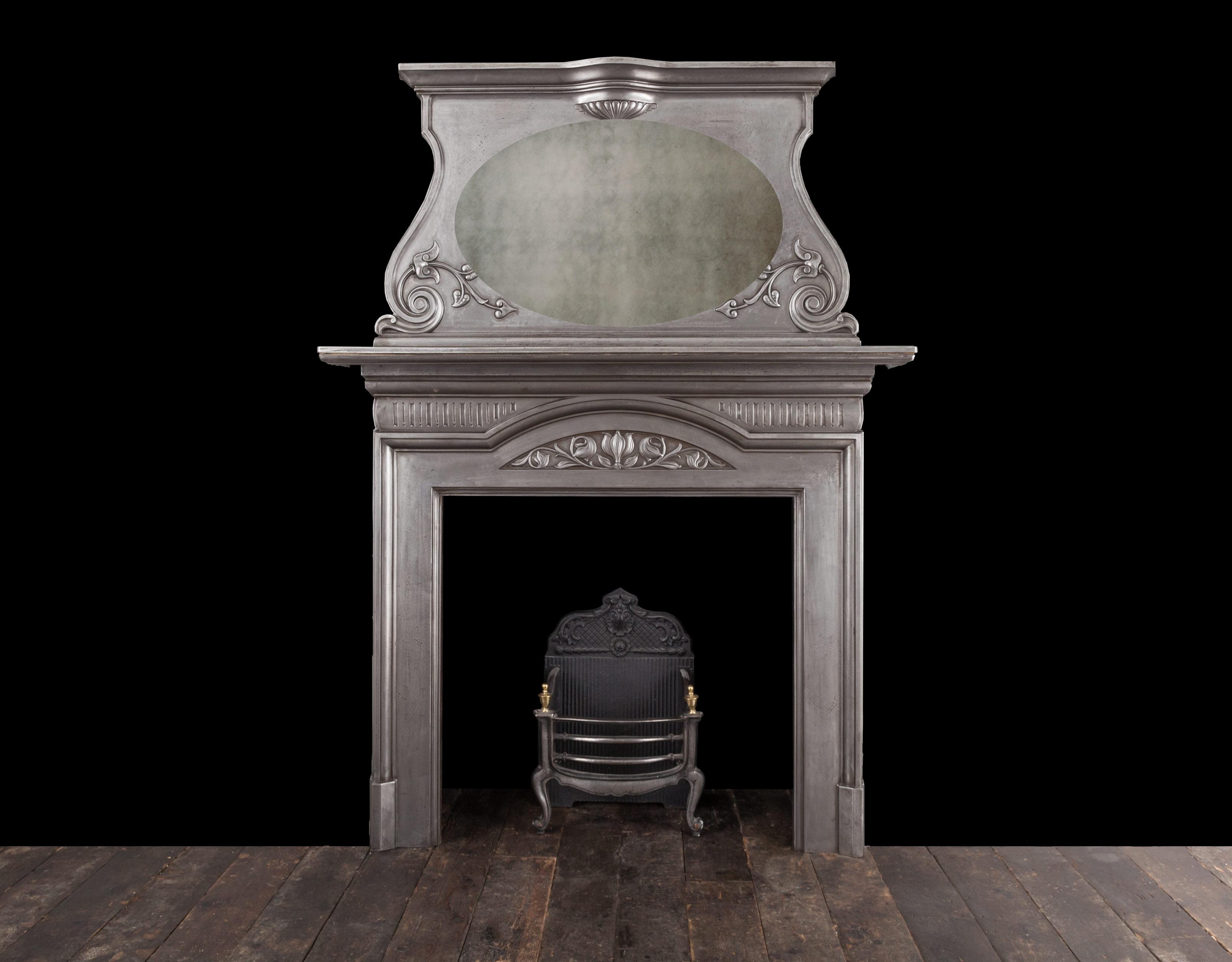 Art Nouveau Mantel – Ci174