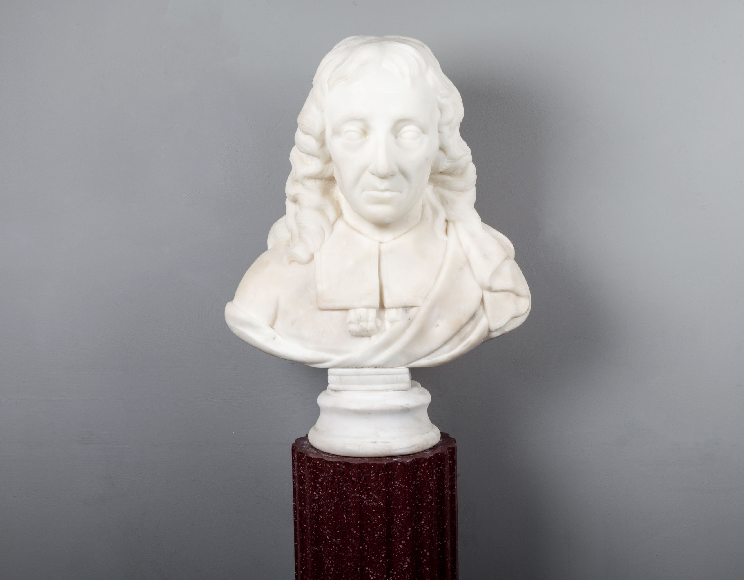 Marble Bust – SC018