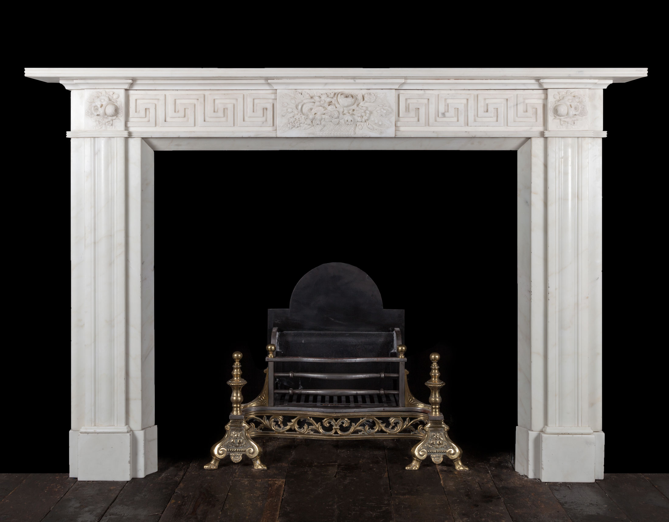 Marble Fireplace – 19262