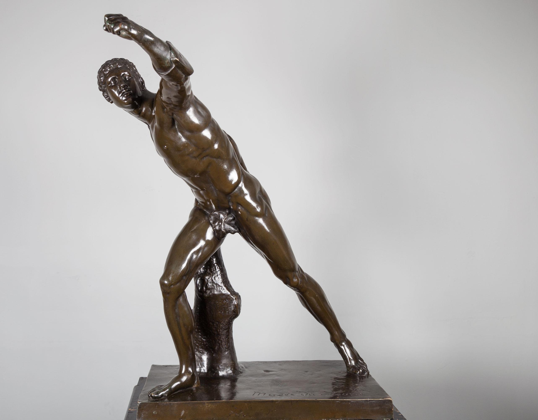 SC019 – Bronze Sculpture