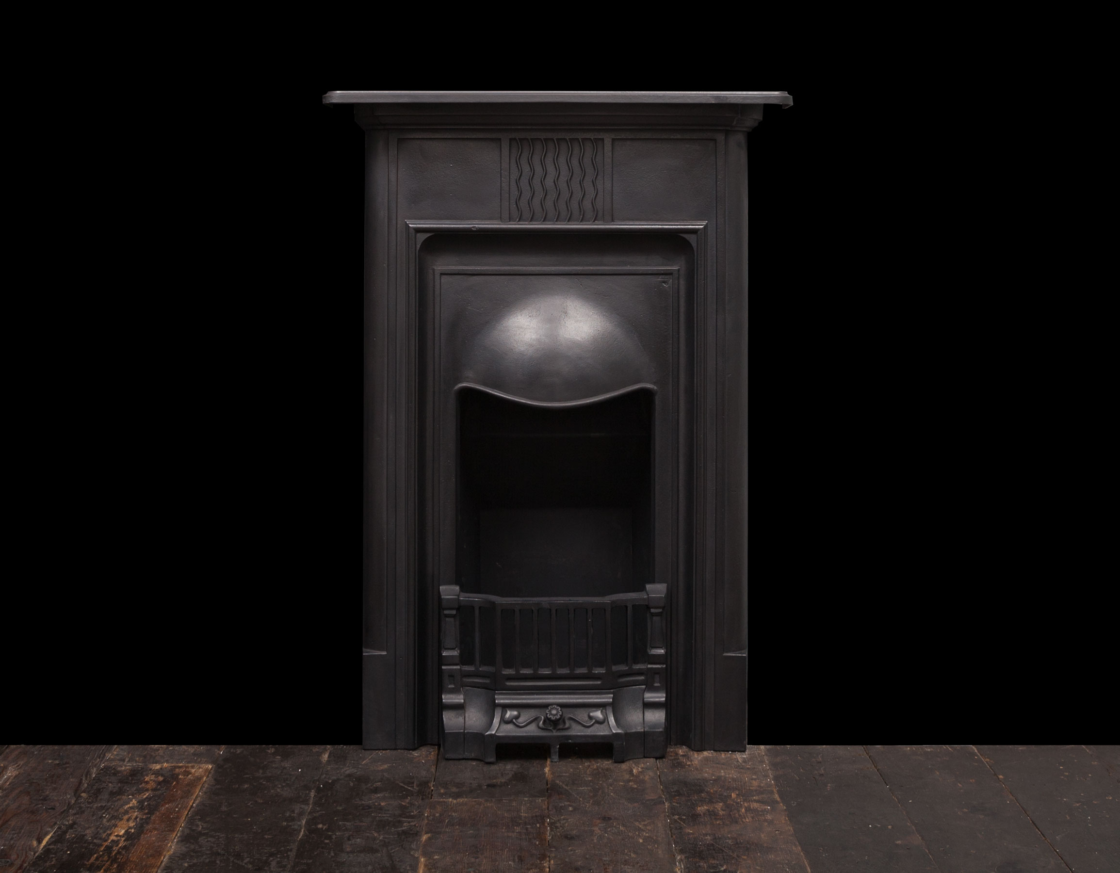 Cast iron fireplace – Ci177