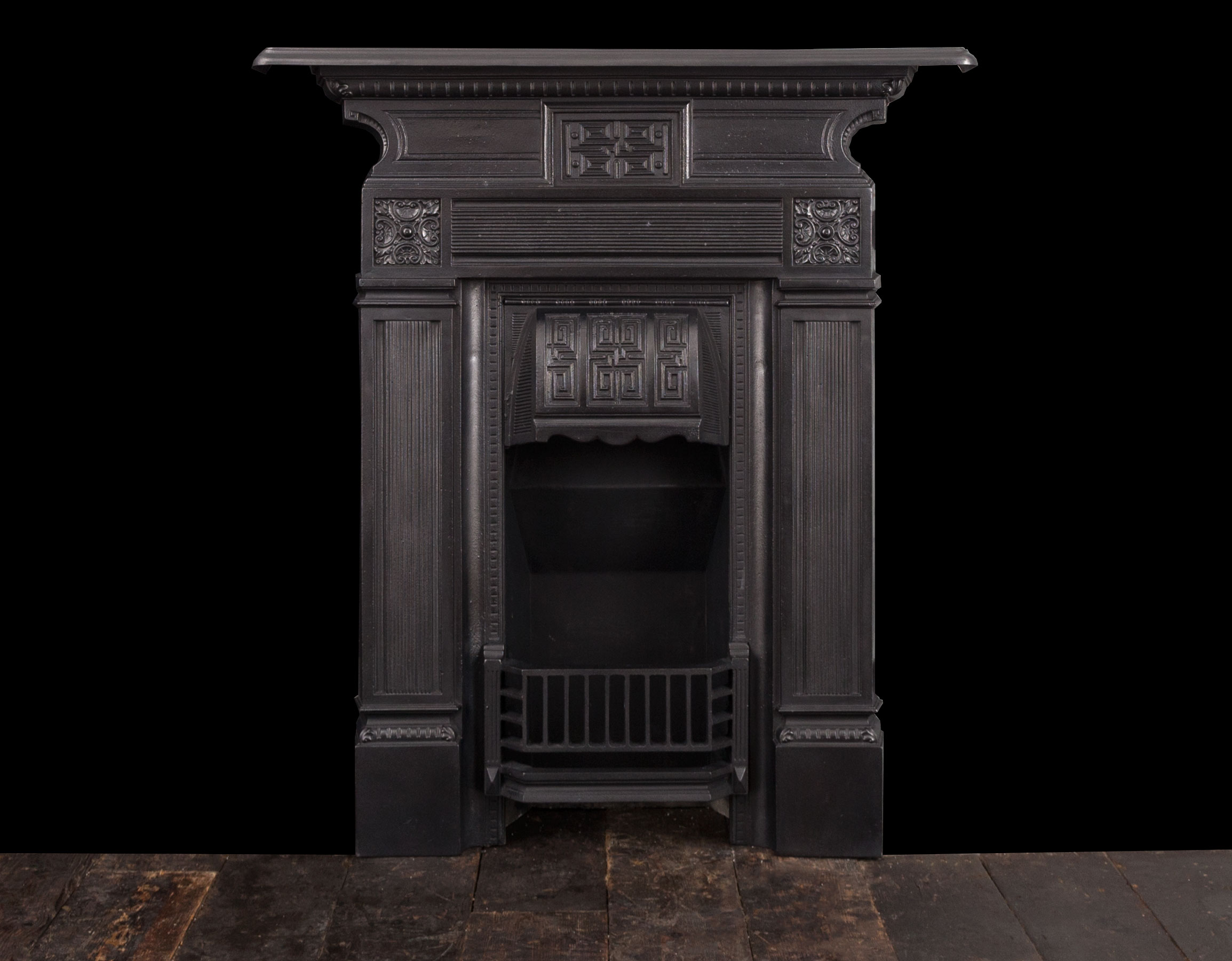 Cast Iron Fireplace –  Ci178