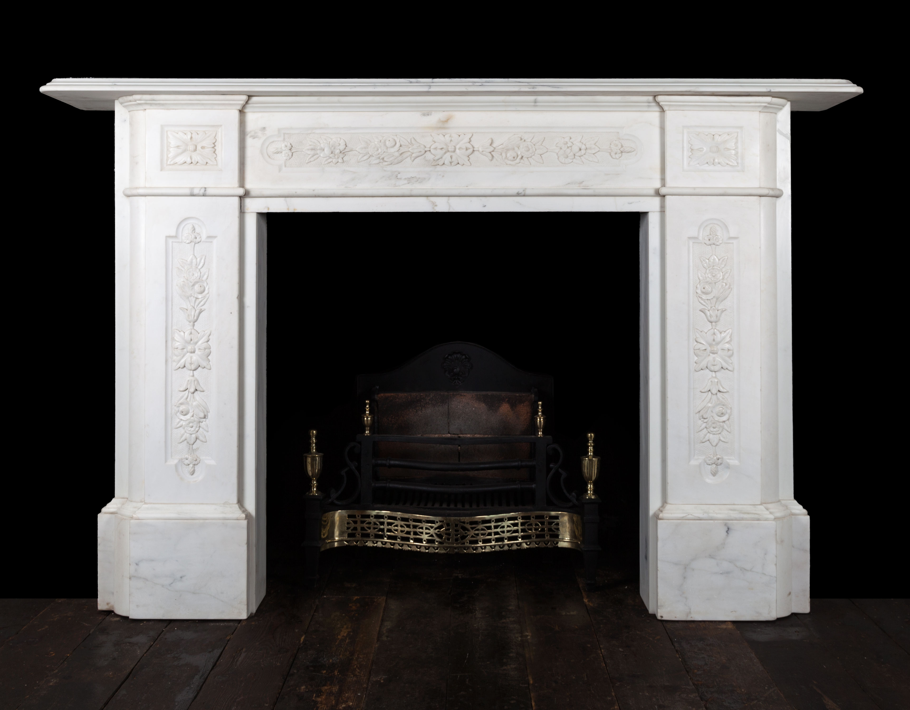 Victorian Fireplace – 19272