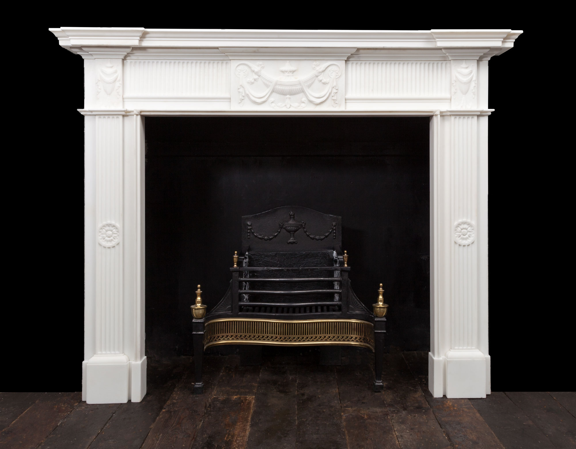 Georgian Fireplace – Merrion