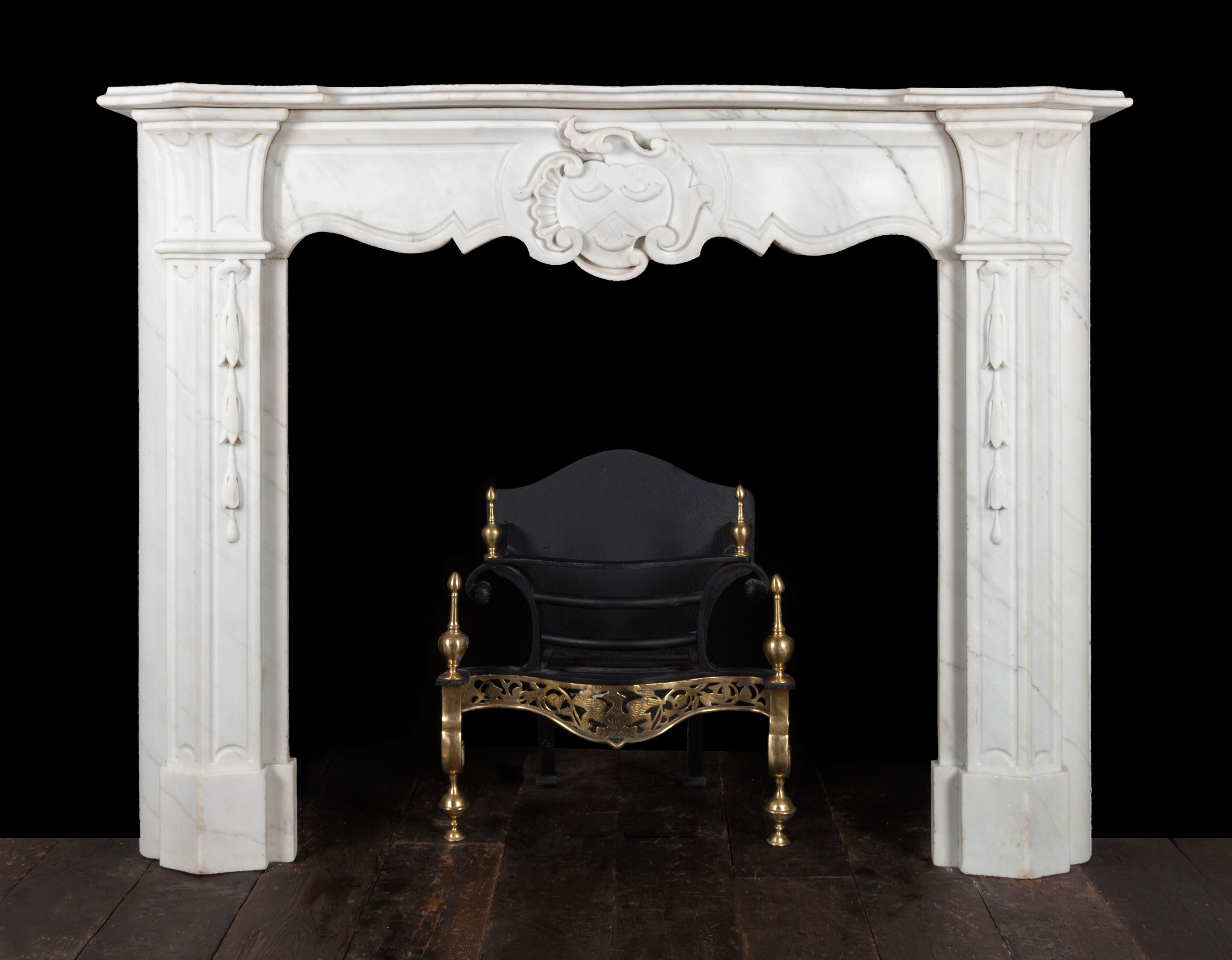 Marble Fireplace – 19278