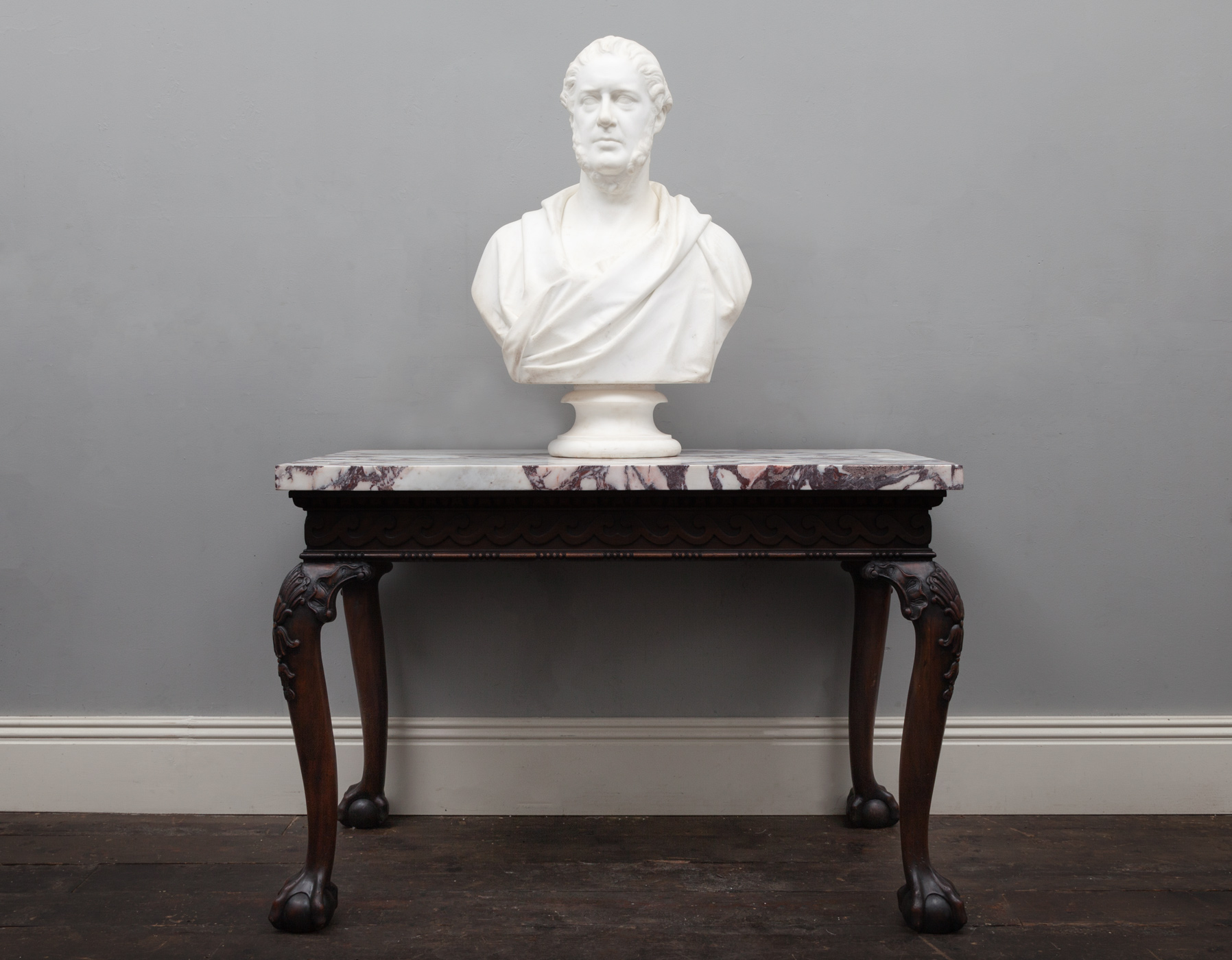 Marble Bust – SC020
