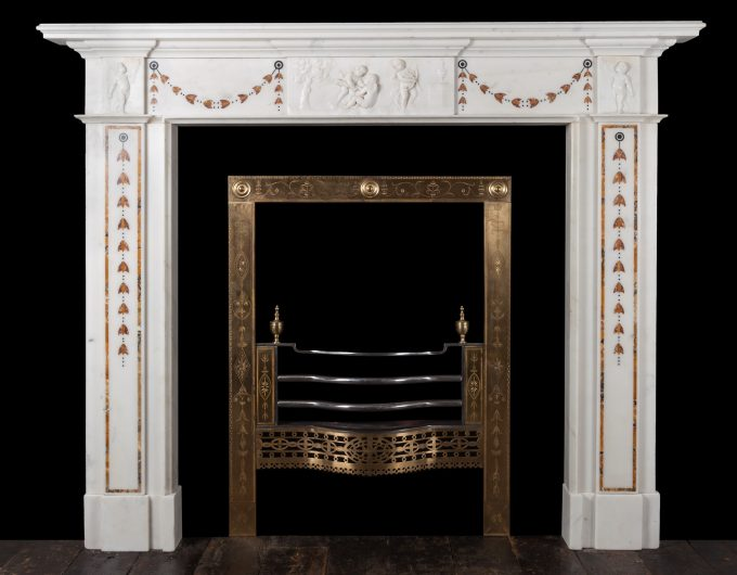 Georgian Darley Fireplace
