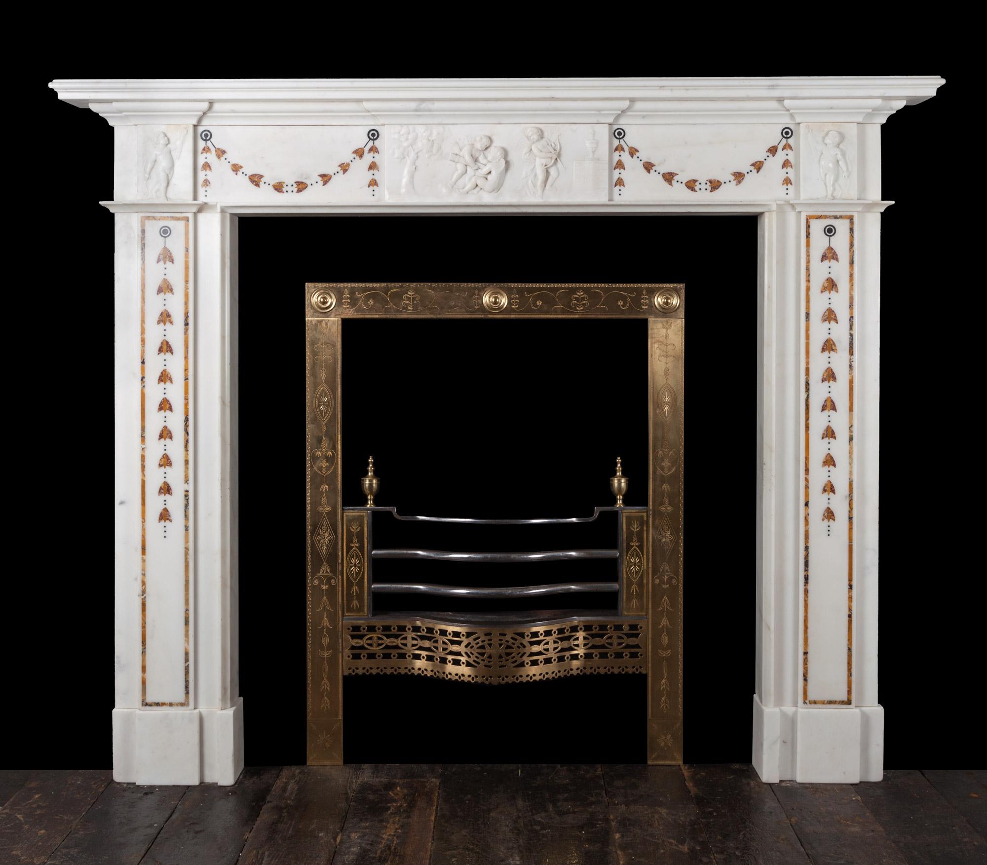 Georgian Fireplace – 18160
