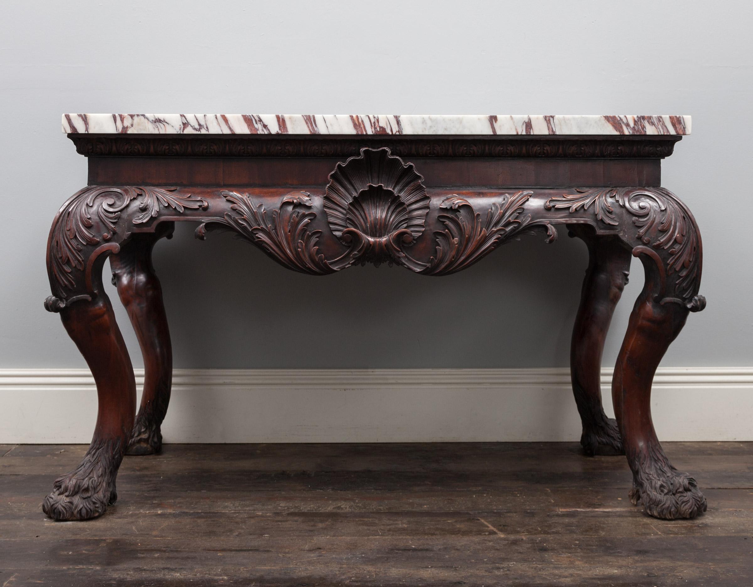 Antique Side Table – AF078