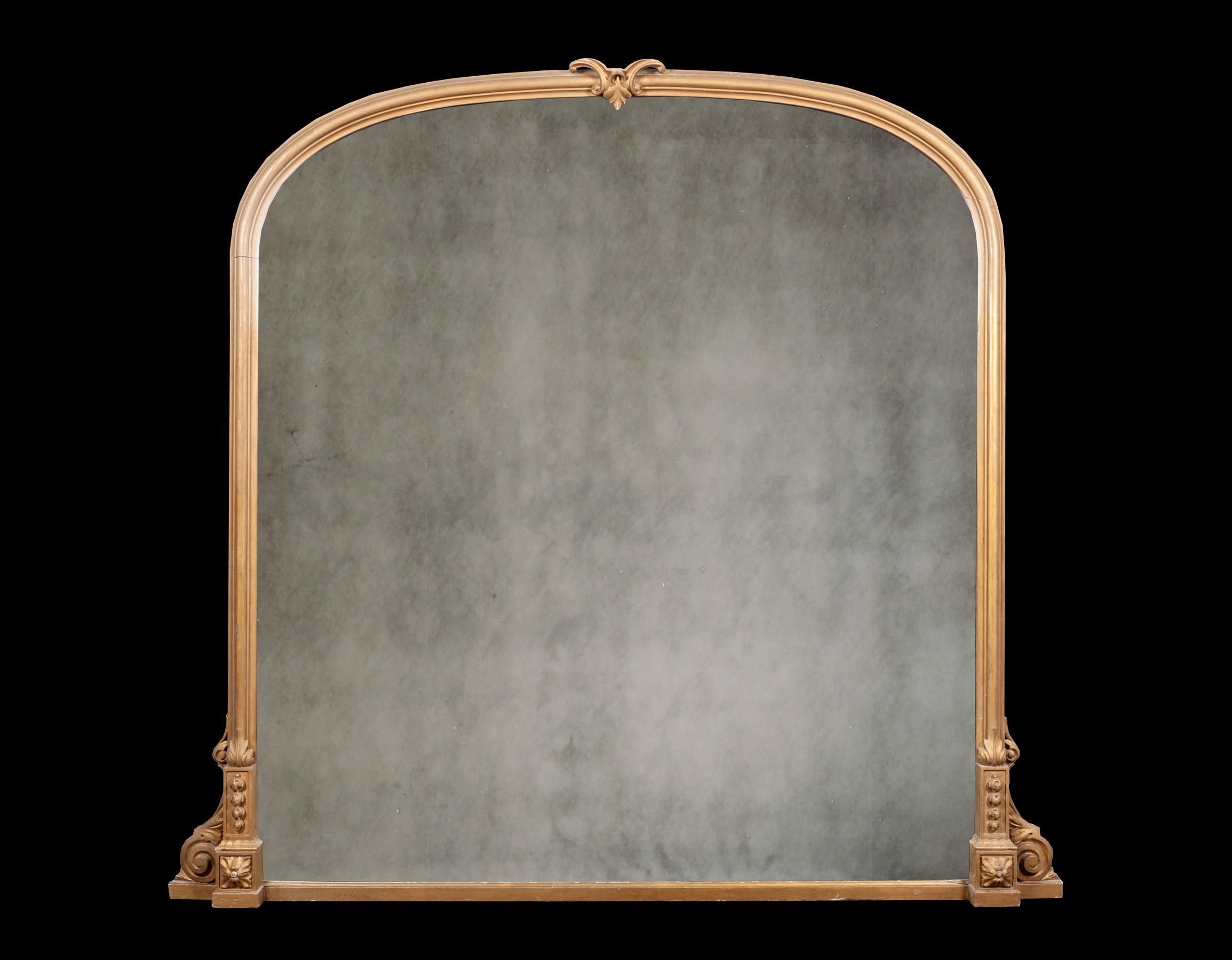 Over mantel Mirror – AF082