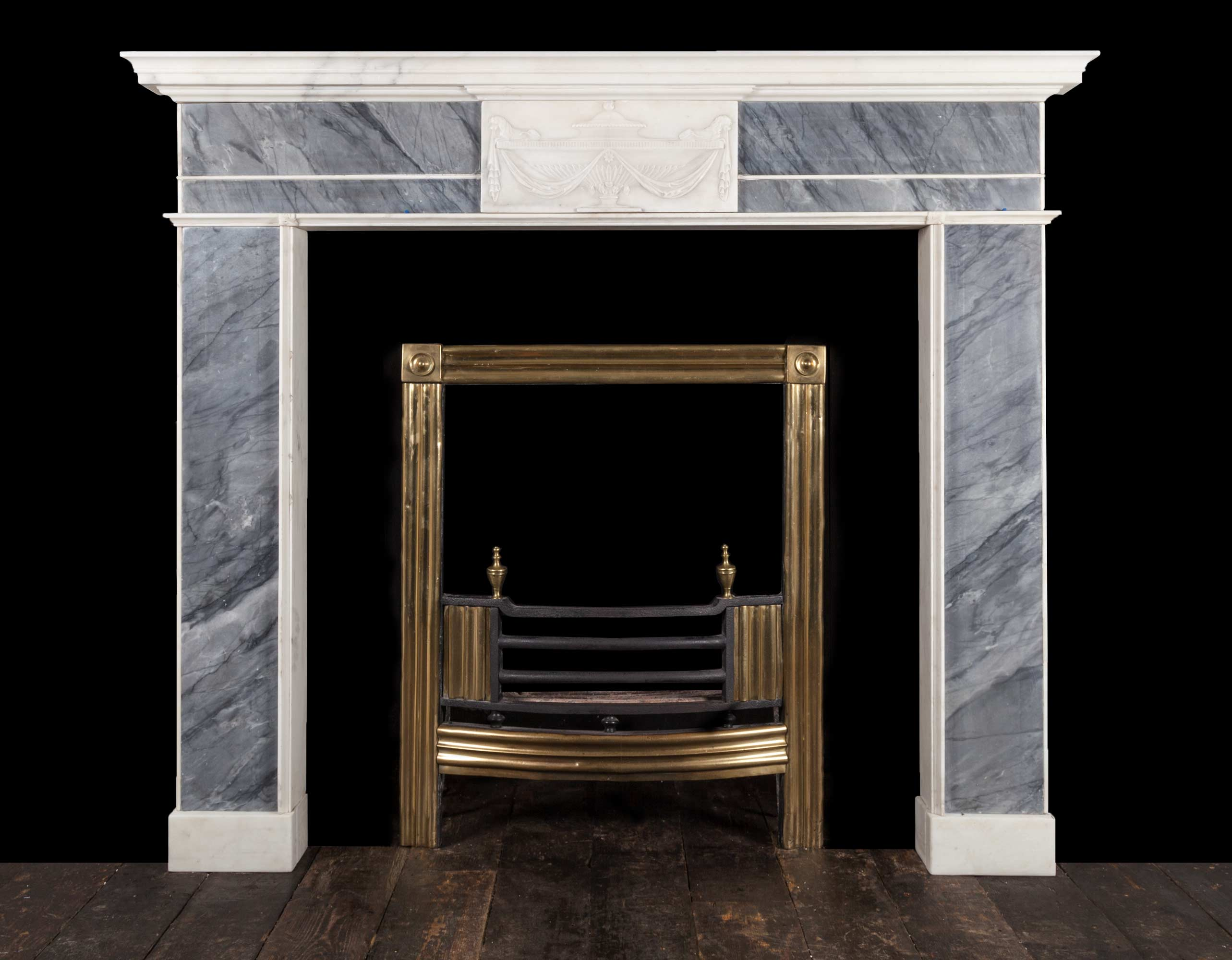 Marble Fireplace – 19291