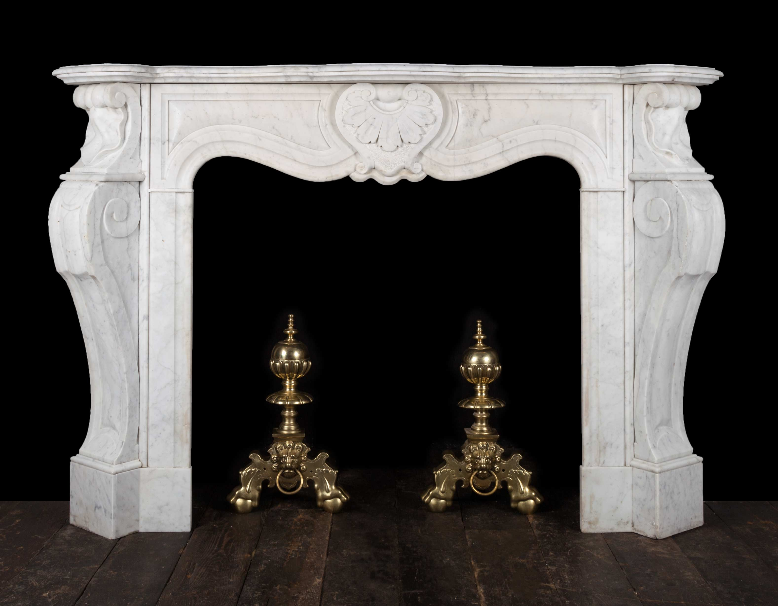 Belgian fireplace – 19292