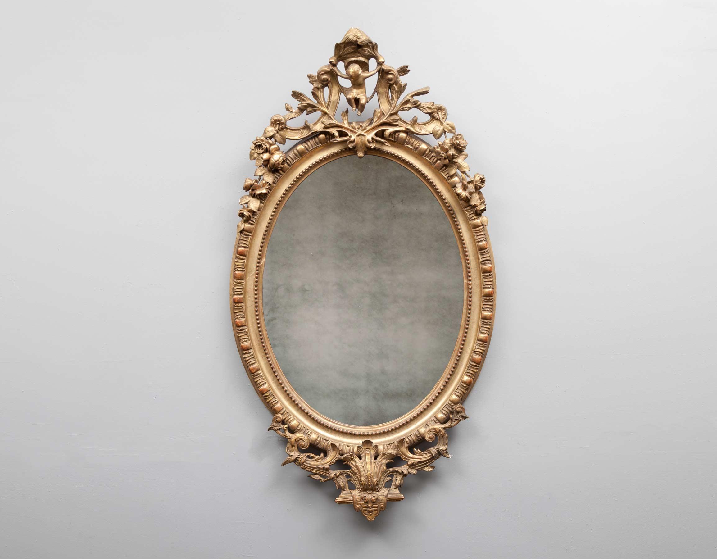 Oval Mirror – AF088