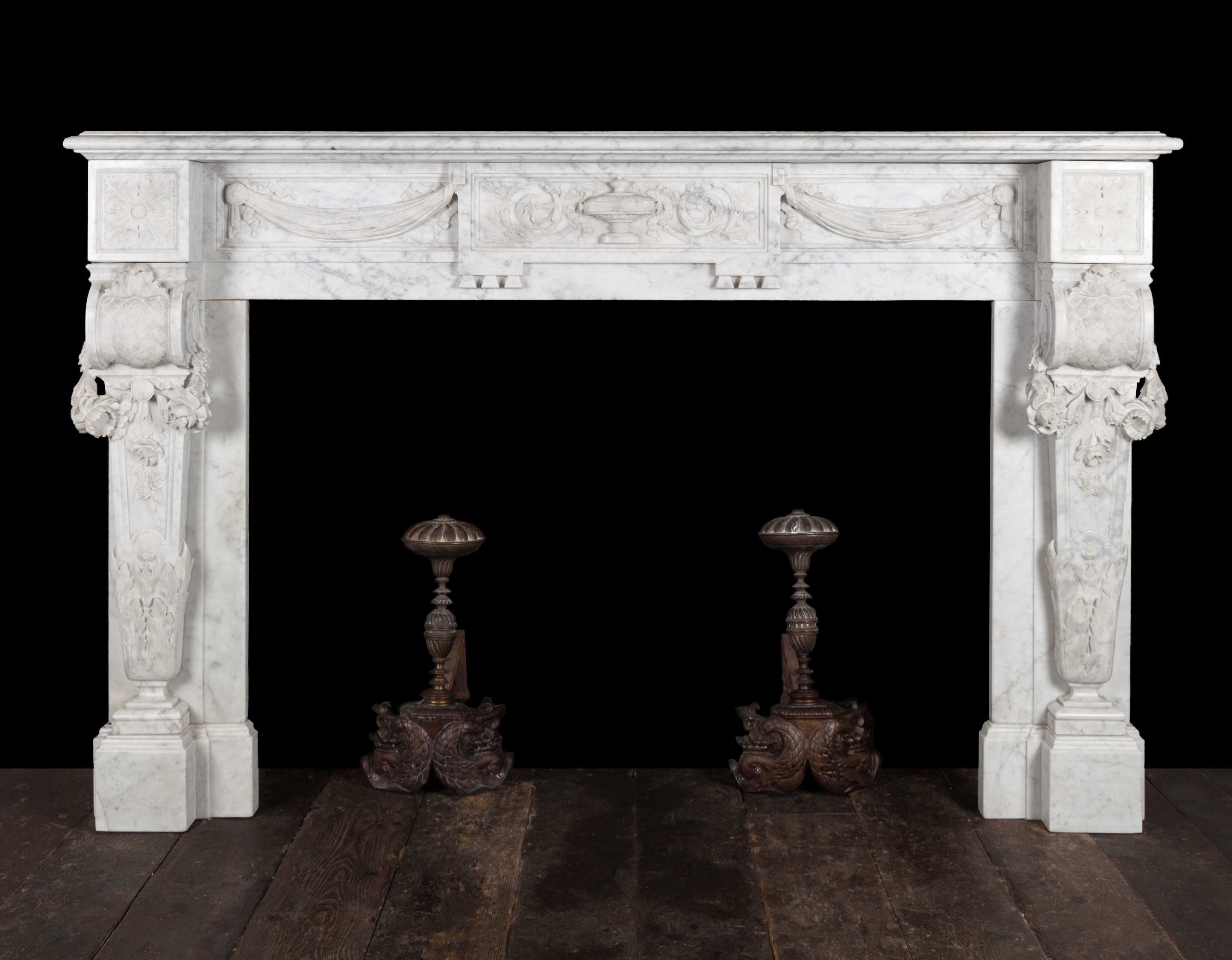 French Fireplace – 19303