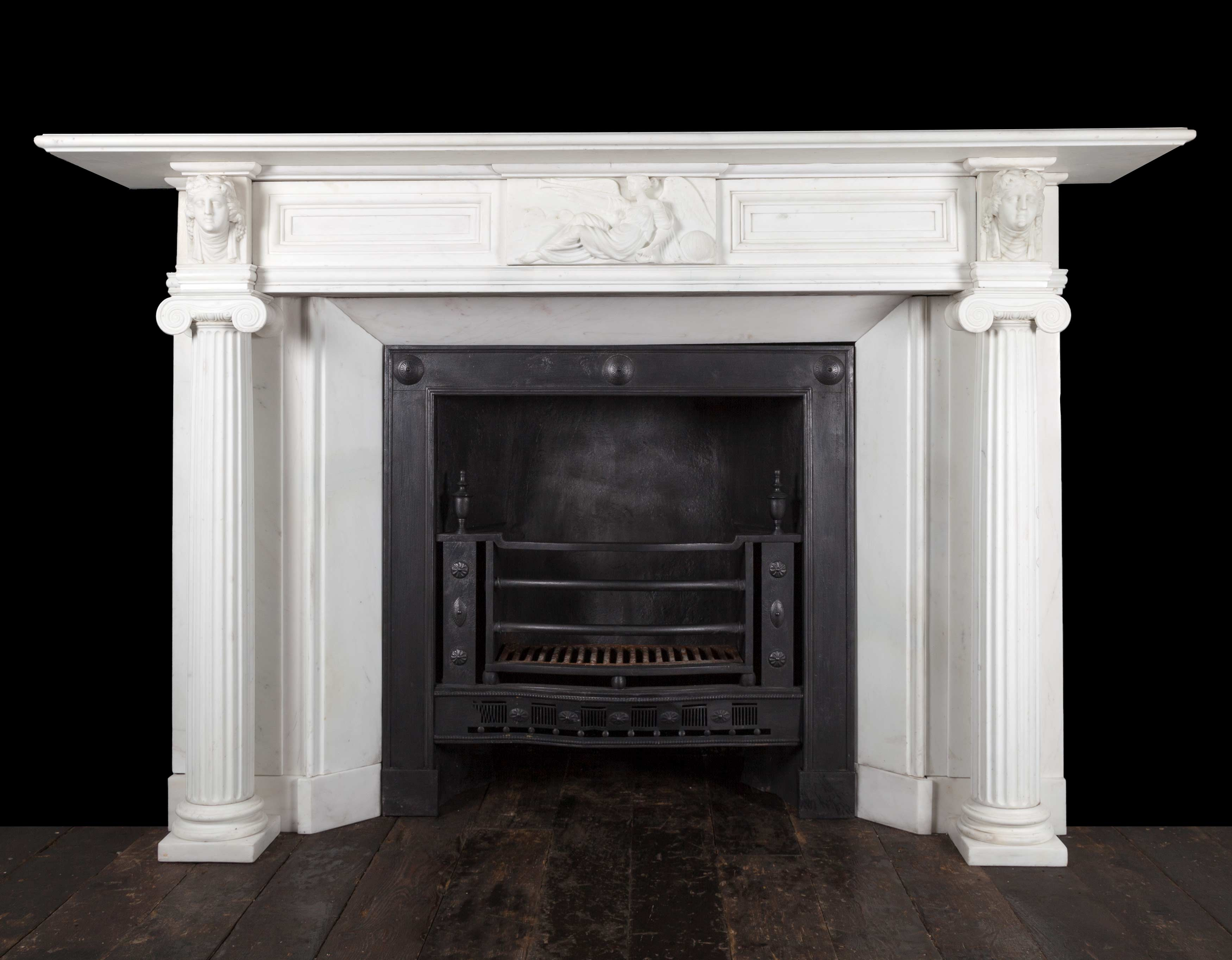 Regency Fireplace – 19305