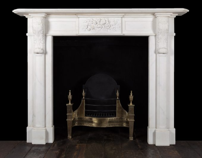 Georgian Fireplace