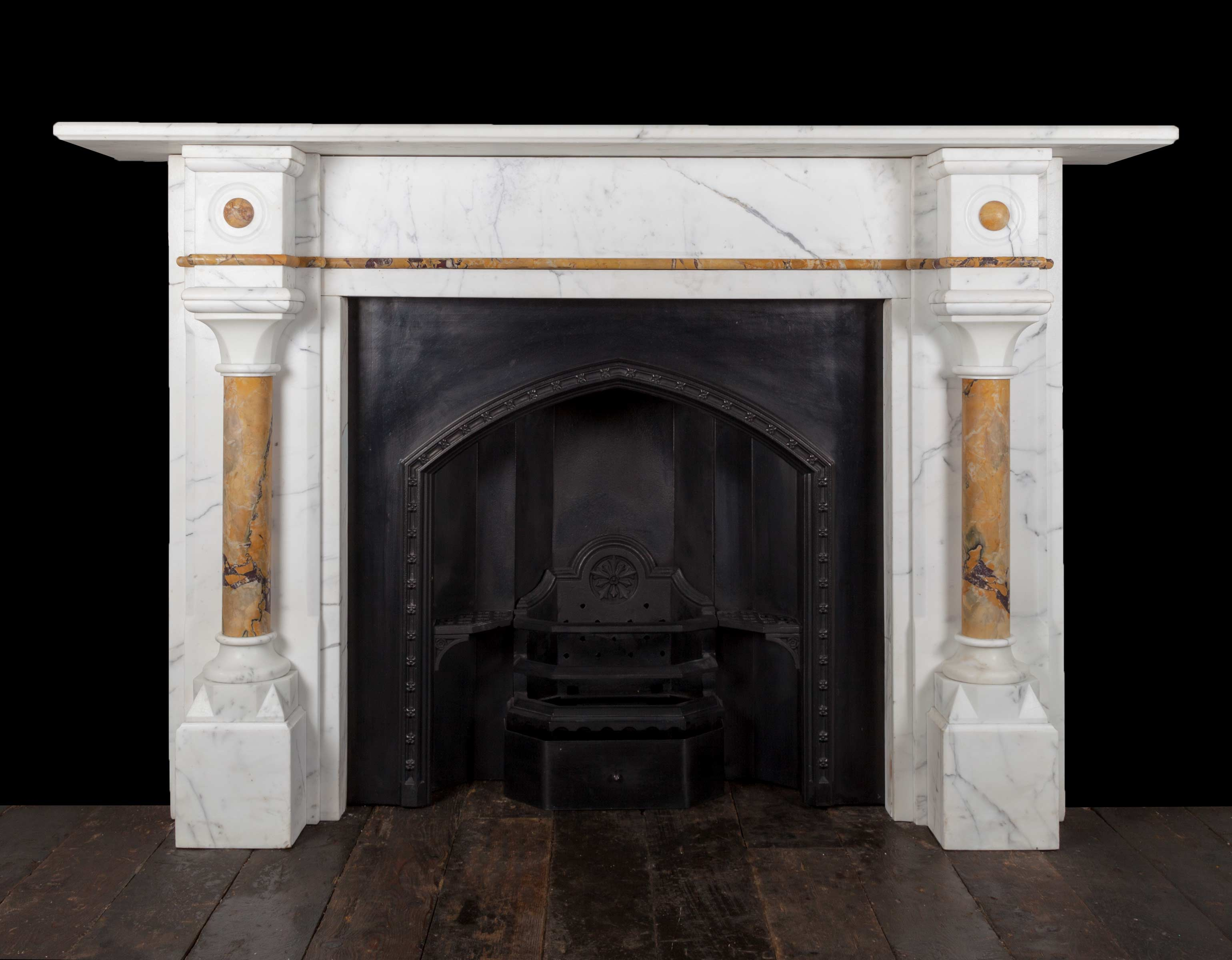 Marble Fireplace – 19309