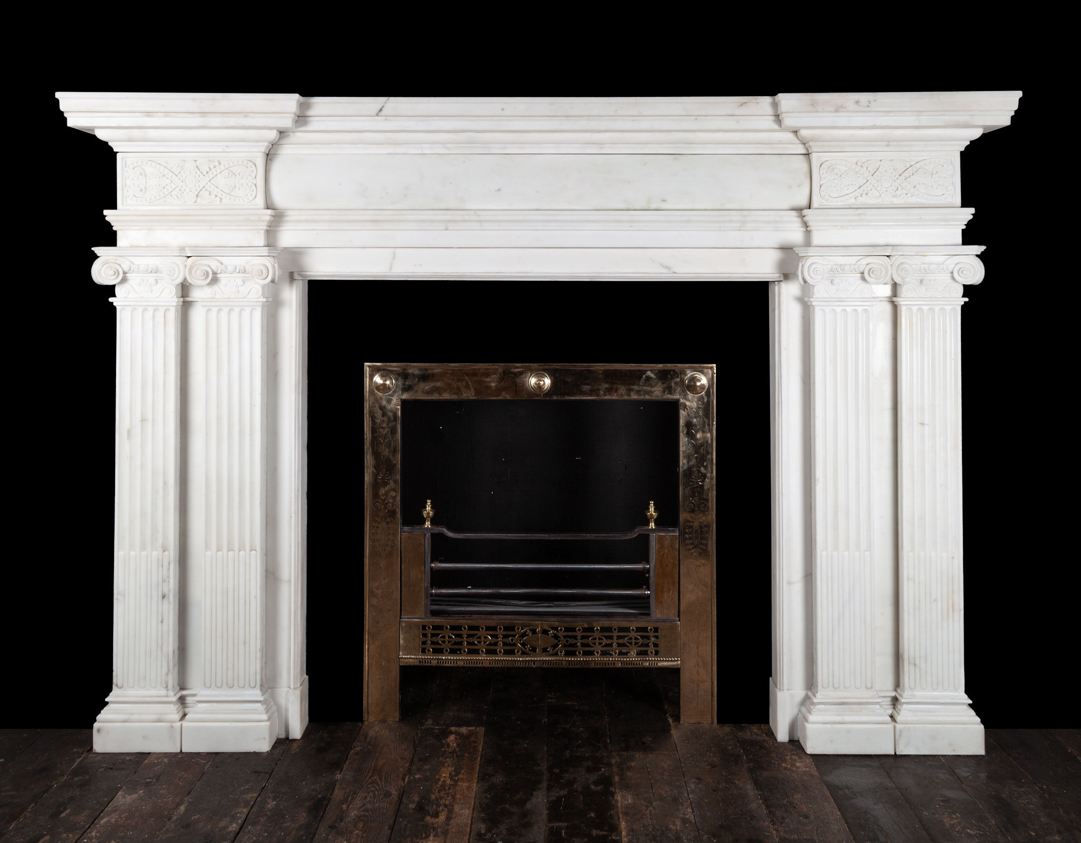 Georgian Fireplace – 19314